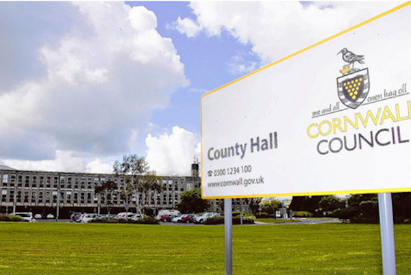 Cornwall taxpayers hit with £400m toxic loans