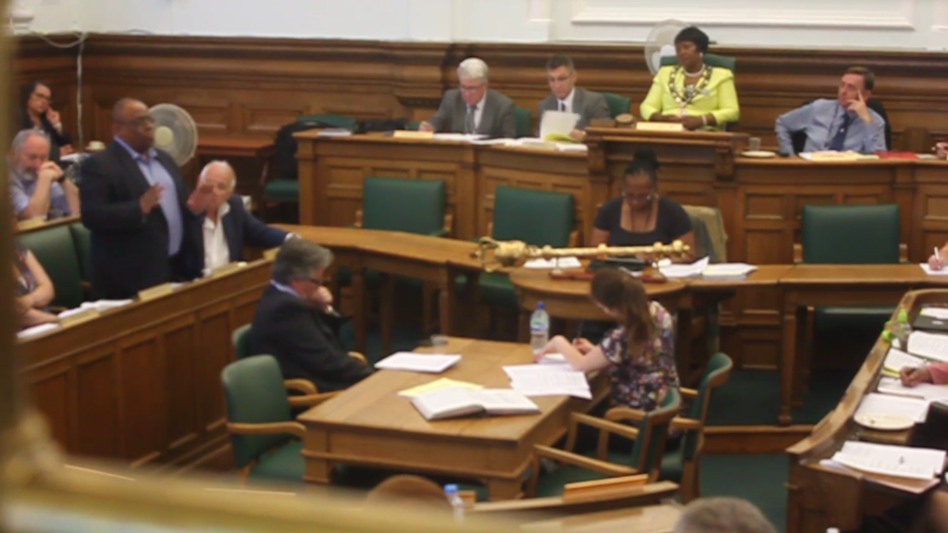 Newham Deputy Mayor answers question on LOBO loans