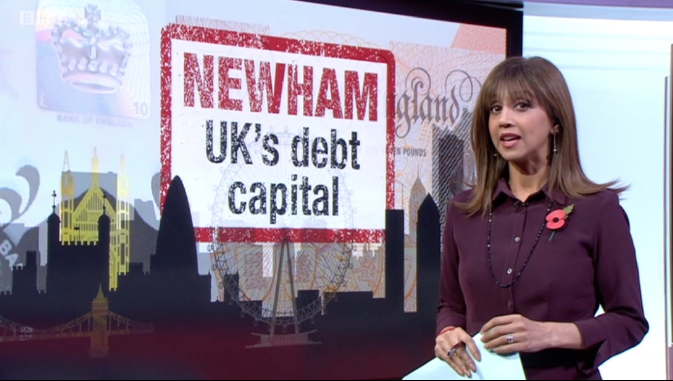 Newham UK Debt Capital